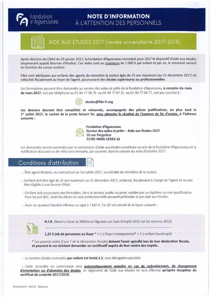 FONDATION AGUESSEAU - Aides aux Etudes et Pret Habitat 2017-page-004