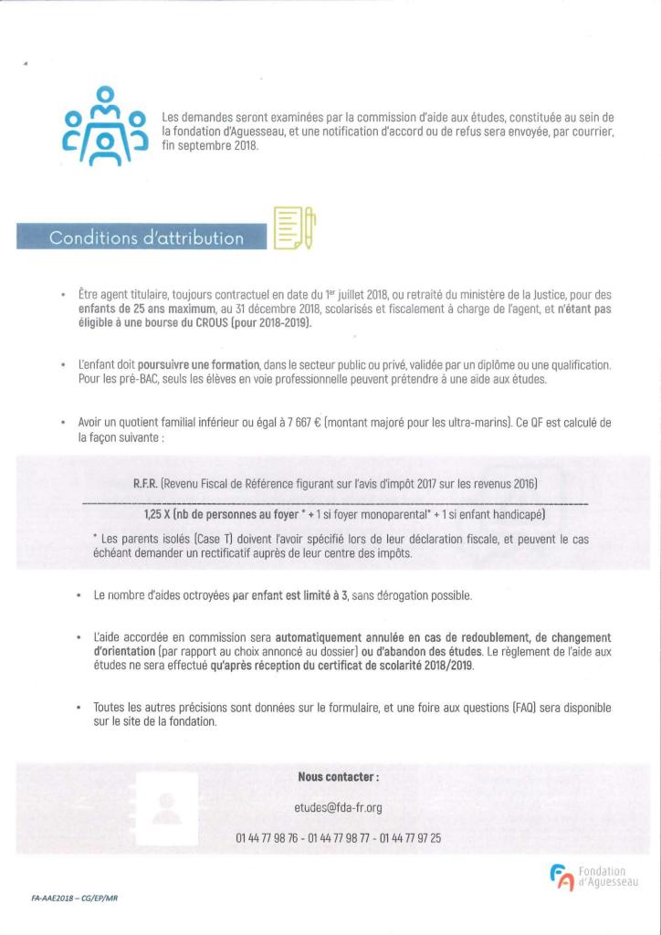 Fondation d'Aguesseau - Aide aux études-3
