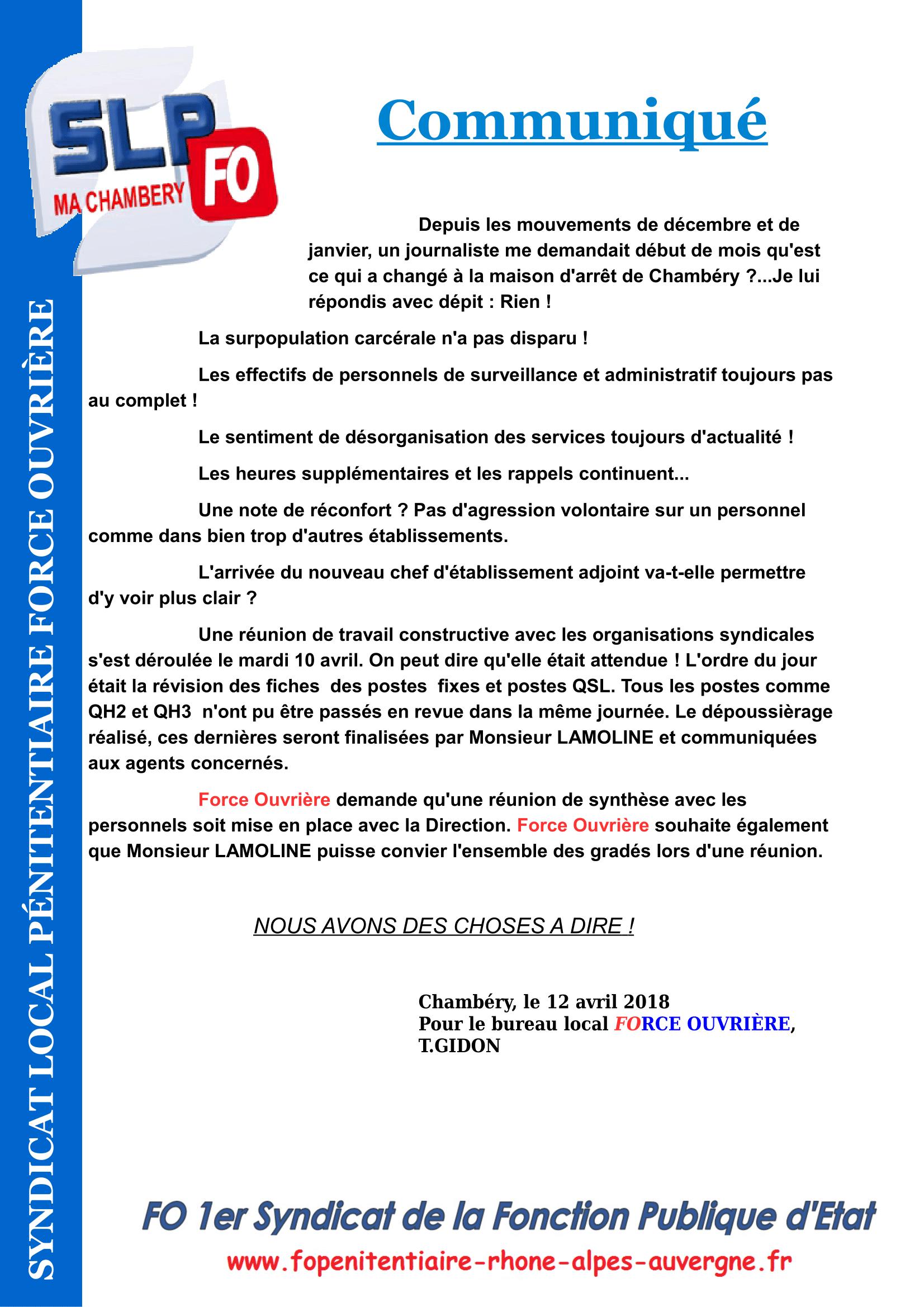 communiqué FO MA CHAMBERY 12 avril 2018-1