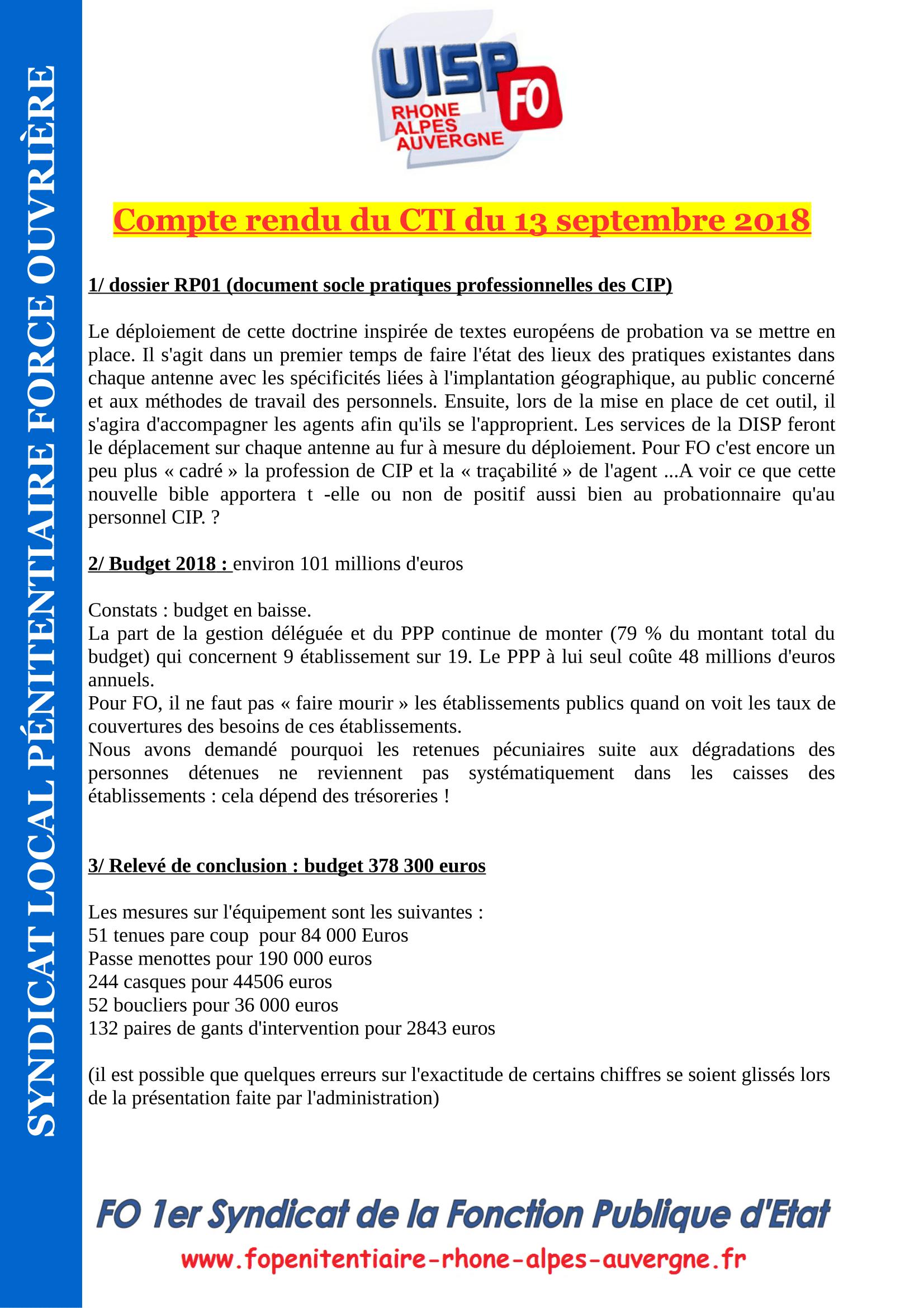 CR FO CTI 130918-1