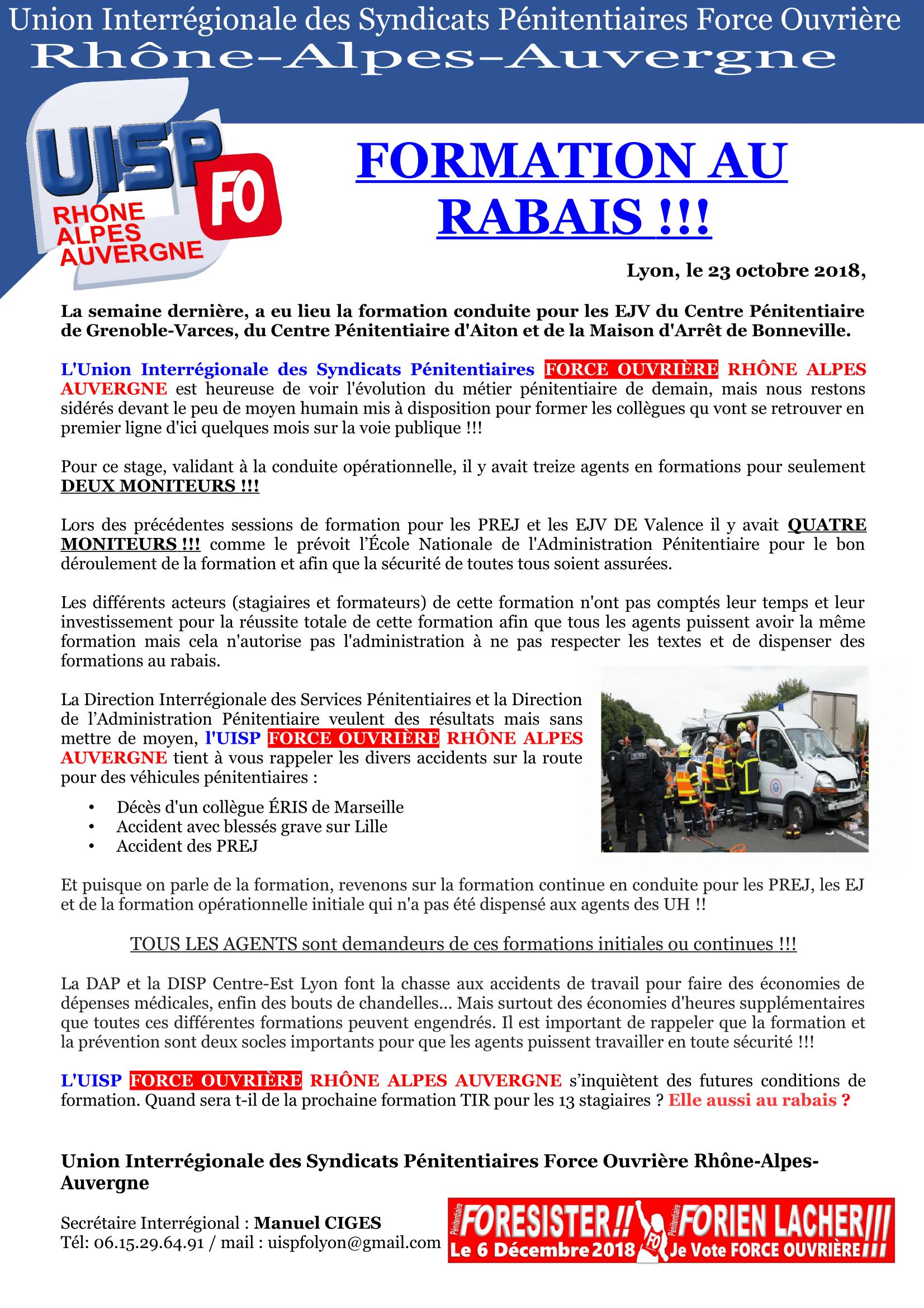 FORMATION AU RABAIS UISP-1