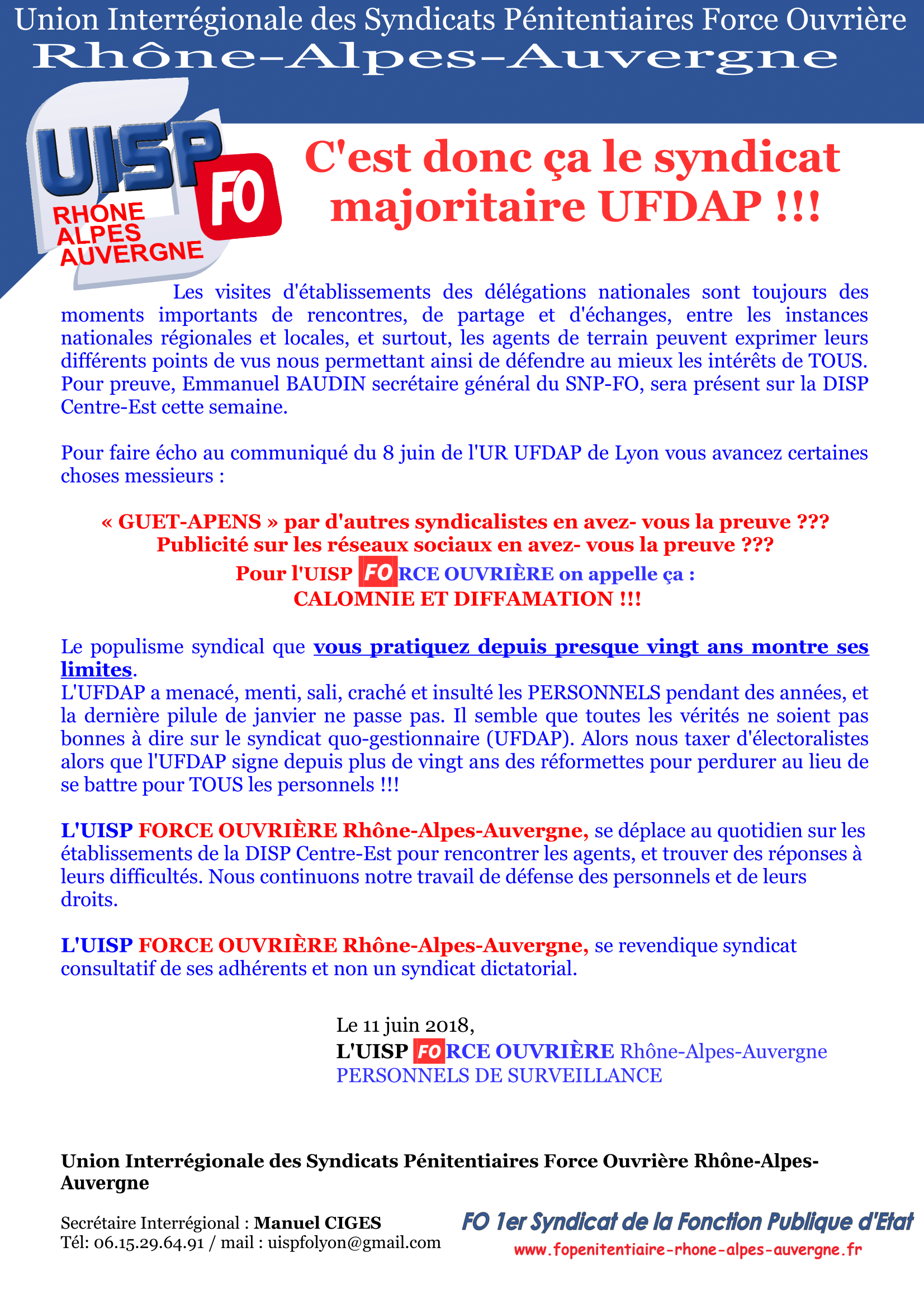 UISP FO-1