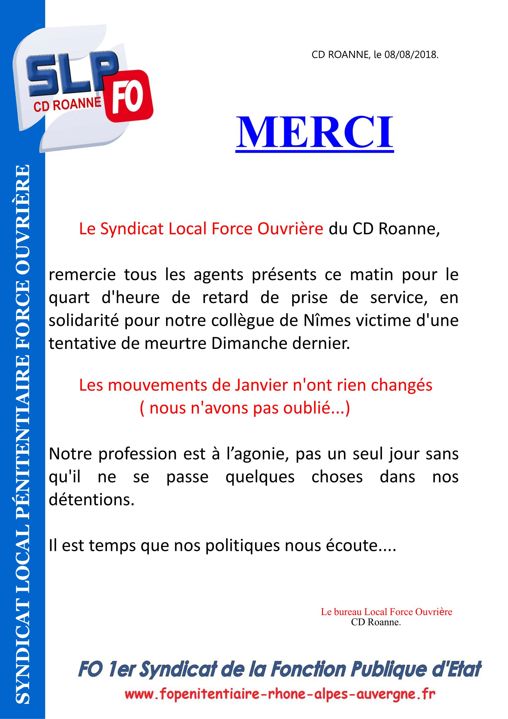 Communiqué Force Ouvrière-1