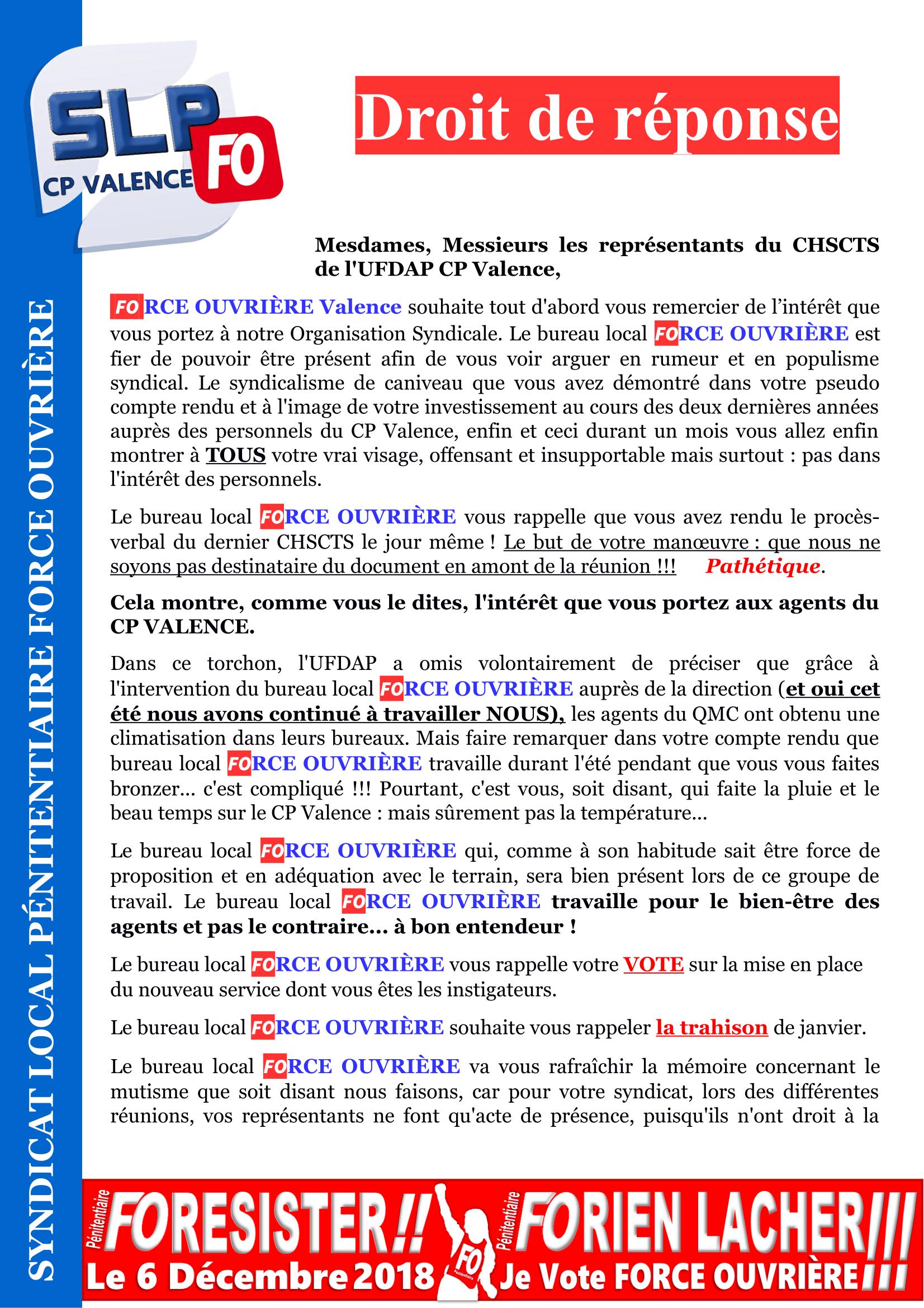 Droit de réponse CHSCTS-1