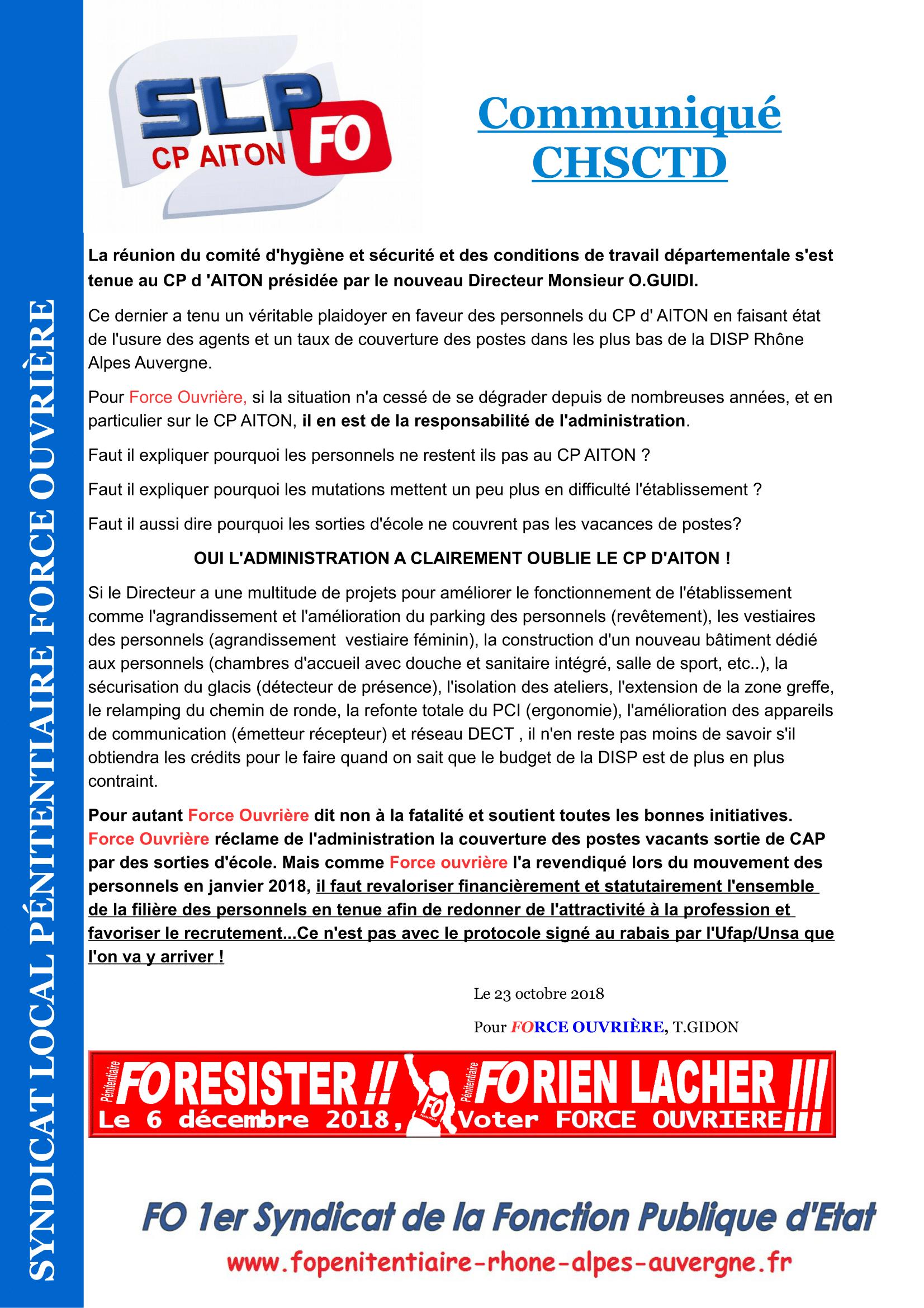 communiqué FO cp Aiton 23 octobre 2018-1